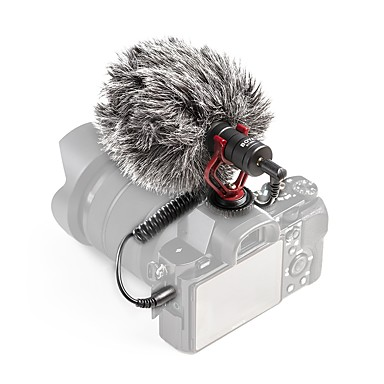 Boya By Mm1 35mm Kablolu Kardiyo Mikrofonu Ios Için Android Akıllı