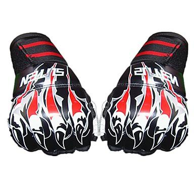 Γάντια για σάκο του μποξ Για Πυγμαχία Προστατευτικό PU δέρμα Γιούνισεξ - Μαύρο Κόκκινο Μπλε