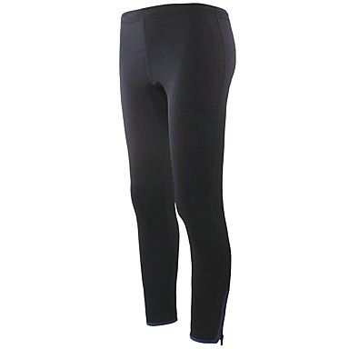 Ανδρικά Παντελόνι στολής κατάδυσης Παντελόνια Φούστες Κολύμβηση Μονόχρωμο Χειμώνας / Μικροελαστικό
