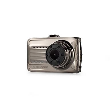 billige Bil-DVR-480p / 720p / 1080p Bil DVR 170 grader Bred vinkel 3 tommers Dash Cam med Night Vision 6 infrarøde LED Bilopptaker