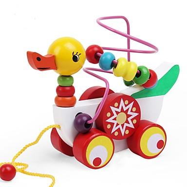 levne 3D puzzle-3D puzzle Klasický motiv Zvíře Zbavuje ADD, ADHD, úzkost, autismus Půvab Interakce rodič-dítě Dřevěný Dětské Chlapecké Dívčí Hračky Dárek