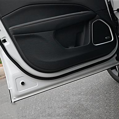levne Koberečky do auta-Automobilový průmysl Dveřní ochranné mat Koberečky do auta Pro Jeep 2017 Compass