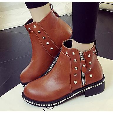 Zapatos grises de invierno casual para mujer aph64e6ok
