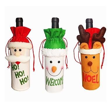 3pcs Χριστούγεννα Χριστουγεννιάτικα στολίδια, Διακόσμηση Διακοπών 26*13
