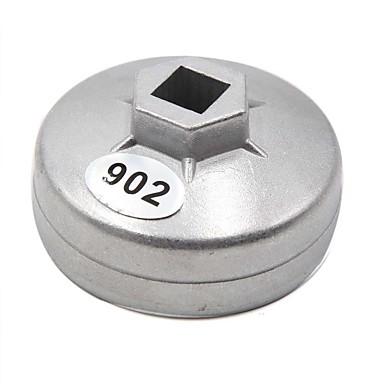 φλιτζάνι καπάκι φίλτρου λαδιού 14 φλάουτο εργαλείο αφαίρεσης πρίζας από κράμα αλουμινίου 67 mm για το Ford Hyundai