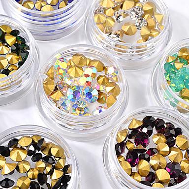 Κοσμήματα νυχιών Κοσμήματα / Σχεδίαση Νυχιών Μοντέρνα / Λαμπερό Καθημερινά
