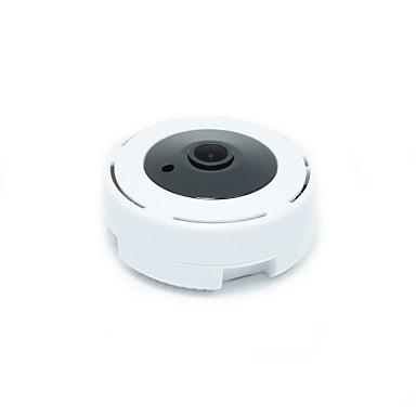 hqcam® hd 960p 360-όψη πανοραμική ευρεία γωνία mini camera ip ασύρματο fisheye p2p ασφάλεια wifi κάμερα βαρέλι
