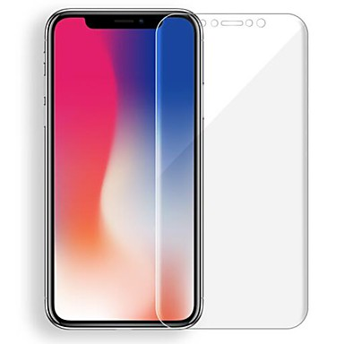 buy popular fc888 aeb42 [$7.99] Screen Protector for Apple iPhone X TPU Hydrogel 2 pcs Front & Back  Protector Scratch Proof / Self-healing