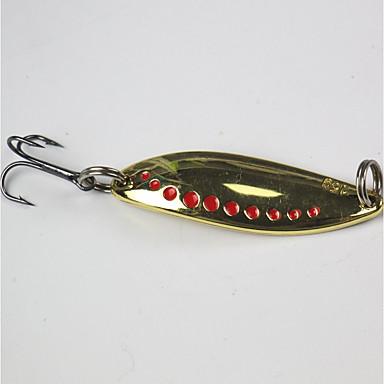 999 pcs Μεταλλικό Δόλωμα Βυθιζόμενο Bass Τρώκτης Λούτσος Θαλάσσιο Ψάρεμα Δολώματα πετονιάς Ψάρεμα Γλυκού Νερού Μεταλλικό / Ψάρεμα με Δόλωμα / Γενικό Ψάρεμα