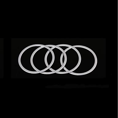 Αυτοκίνητο Εσωτερικά καλύμματα ομιλητών Εσωτερικά είδη αυτοκινήτου DIY Για BMW 2017 2016 2015 2014 Χ6 X5