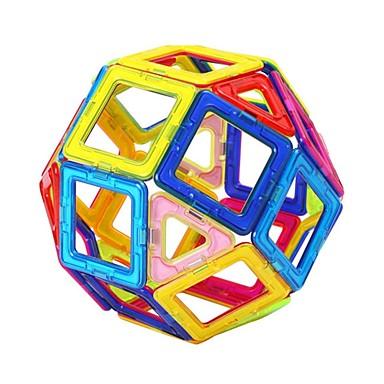 Μαγνητικό μπλοκ Μαγνητικά πλακίδια Τουβλάκια 20 pcs Κλασσικό Θέμα Μεταμορφώσιμος Κλασσικό Αγορίστικα Κοριτσίστικα Παιχνίδια Δώρο