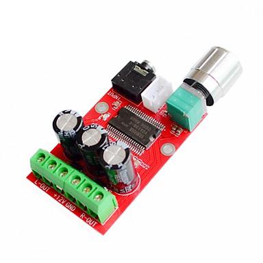 m145 amplificador digital de alta resolução eamaha d amplificador de áudio dc12v