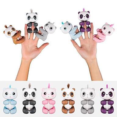 Παιχνίδια δακτύλου Ηλεκτρονικά κατοικίδια Rabbit Πάντα Ζώο Smart Φωνή Νεό Σχέδιο Παιδικά Ενηλίκων Αγορίστικα Κοριτσίστικα Παιχνίδια Δώρο 1 pcs