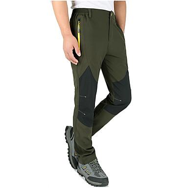 para Viento Hombre Pantalones senderismo Resistente Impermeable al 5gSaTqHS