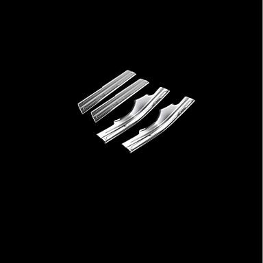 billige GDS bilinteriør-Kjøretøy Interiør Scuff Plates GDS bilinteriør Til BMW Alle år X4 X3