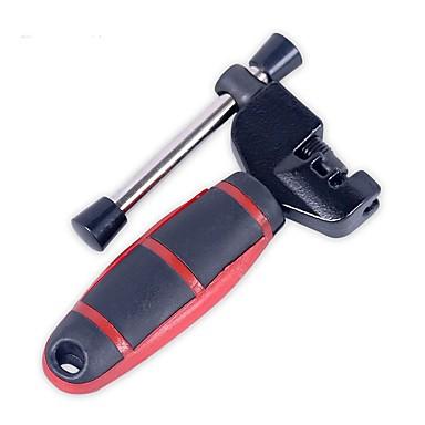 billige Sykkeltilbehør-Splitteverktøy til sykkelkjede Reparasjonssett Ikke-formbar Anvendelig Til Vei Sykkel Fjellsykkel Sykling Karbonstål Svart