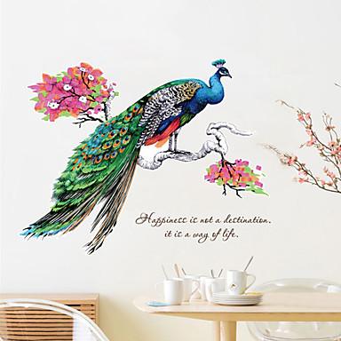 Ζώα Λέξεις & Αποσπάσματα Αυτοκολλητα ΤΟΙΧΟΥ Αεροπλάνα Αυτοκόλλητα Τοίχου Διακοσμητικά αυτοκόλλητα τοίχου, Βινύλιο Αρχική Διακόσμηση Wall