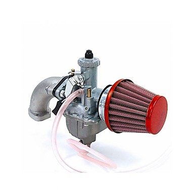 povoljno Motori i quadovi-mikuni vm22 carb 26mm višenamjenski usisni filter zraka za 110 125cc Honda pit bike atv