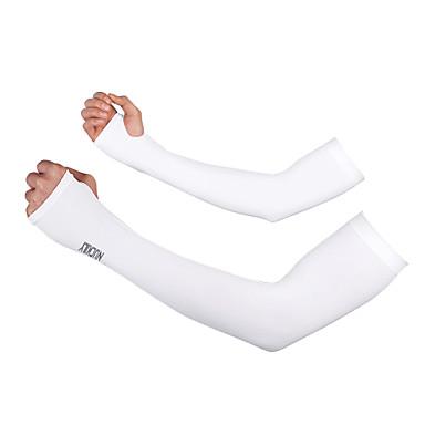 povoljno Grijači za ruke, grijači za noge-Nuckily UPF 50 Mala težina Zaštita od sunca Bicikl Crn Obala Plava za Muškarci Žene Uniseks Odrasli Trčanje / Prozračnost / Quick dry