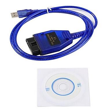 voordelige OBD-obd2 / obdii vag 409 usb 409.1 usb kkl kabel-interface vag 409 kkl usb obd diagnostische interface voor audi vw vag com descrip (ondersteuning 1996-2009 jaar)