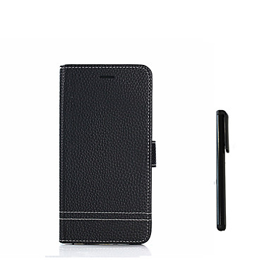 new product 28d31 b623e [$7.99] Case For Huawei P10 Lite / P9 lite mini Card Holder / with Stand /  Flip Full Body Cases Solid Colored Hard PU Leather for P10 Lite / P10 / P9  ...