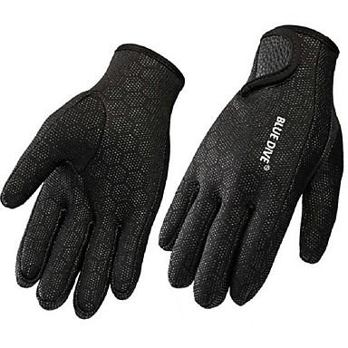 Fishing Gloves Sports Gloves Diving Gloves Neoprene Nylon Full-finger Gloves Keep Warm Windproof Wearproof Snowproof Anti-skidding