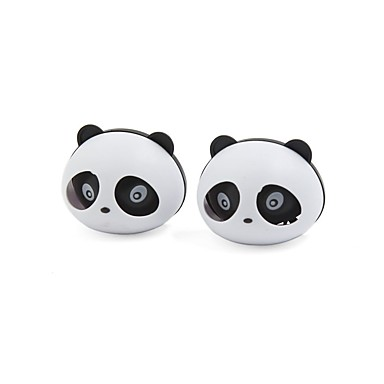 levne Doplňky do interiéru-2 ks parfémy pro osvěžovač vzduchu ve tvaru panda s dvěma svorkami