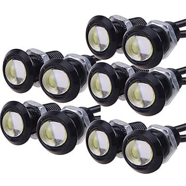 preiswerte Taglichter-10 Stück Leuchtbirnen 9W LED High Performance 1 Tagfahrlicht For Universal General Motors Alle Jahre