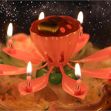 povoljno Svadbene svijeće-Odmor Klasični Tema Tema bajka Svijeća favorizira - 1 Poklon svijeće Others Poklon vrećica Sva doba