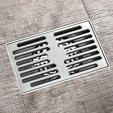 Σιφόνι Χοντρό Μοντέρνα Ορείχαλκος 1 τμχ - Για το Σπίτι / Ξενοδοχείο μπάνιο Εγκατεστημένη στο Πάτωμα