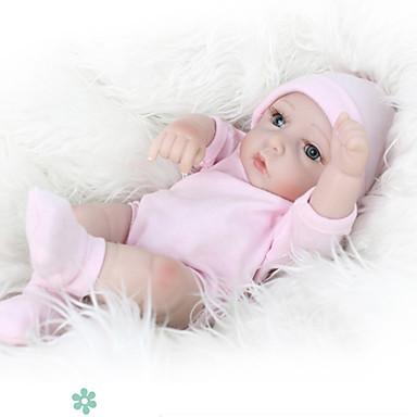 NPKCOLLECTION NPK DOLL Κούκλες σαν αληθινές Παιδιά 12 inch Σιλικόνη πλήρους σώματος Σιλικόνη Βινύλιο - όμοιος με ζωντανό Χαριτωμένο Χειροποίητο Ασφαλής για παιδιά Non Toxic Lovely Παιδικά Κοριτσίστικα