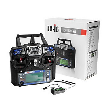 FS-i6 1set Πομπός / Remote Controller / Τηλεχειριστήρια drones drones Πλαστικά