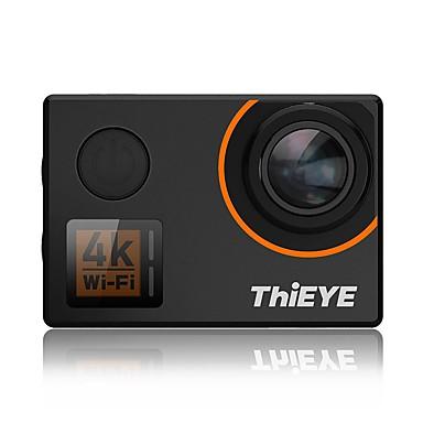 billige Bil-DVR-ThiEYE 720p / 1080p Bil DVR 170 grader Bred vinkel 2 tommers LCD Dash Cam med Bevegelsessensor Nei Bilopptaker / 2.0