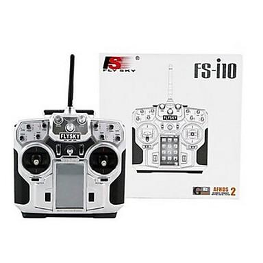 cheap RC Parts & Accessories-FLYSKY FS-i10 1 set Transmitter / Remote Controller / Remote Controls Plastics