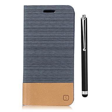 tok Για Xiaomi Xiaomi Mi Max 2 / Xiaomi Mi Max / Xiaomi Mi 5X Πορτοφόλι / Θήκη καρτών / με βάση στήριξης Πλήρης Θήκη Μονόχρωμο Σκληρή PU δέρμα