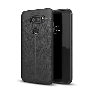 tok Για LG LG V30 / LG V30+ / LG Q6 Ανθεκτική σε πτώσεις Πίσω Κάλυμμα Μονόχρωμο Μαλακή TPU / LG G6