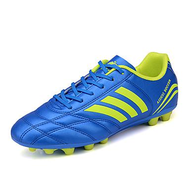 Hombre Zapatos PU Primavera / Otoño Confort Zapatillas de Atletismo Paseo Naranja / Verde ehGIrqsn
