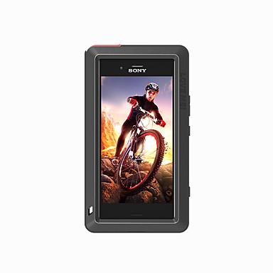 tok Για Sony Xperia XZ1 Compact Νερού / Dirt / Shock Απόδειξη Πλήρης Θήκη Συμπαγές Χρώμα Σκληρή Μεταλλικό