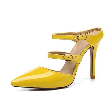 Mujer Zapatos Seda Primavera / Otoño Confort / Pump Básico Tacones Tacón Stiletto Nudo Prix Le Moins Cher Pas Cher Footlocker Images En Ligne Pas Cher IMYgO