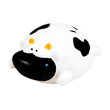 Παιχνίδι Μπάνιου Cow Ζώο Lovely Κινούμενα σχέδια 3D Γαλάκτωμα Αγορίστικα Παιδικά Δώρο 1pcs