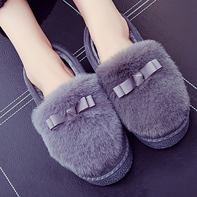 fbcfb2d002a Women s Slippers Guest Slippers   Slippers Ordinary Faux Fur solid color  Shoes 6588503 2019 –  16.05