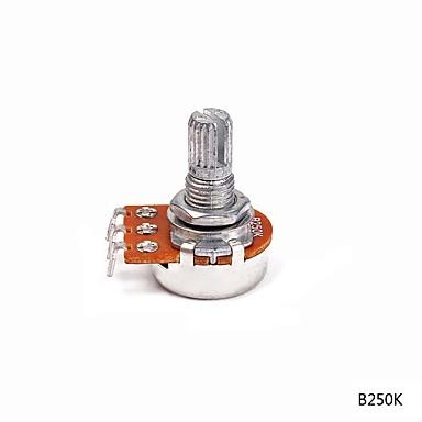 potensiometer Materiale / Metall Gitar / Elektrisk Gitar Musikk Instrument tilbehør 2.4*2.2*1.7 cm