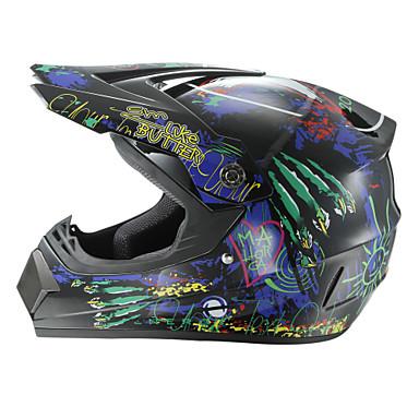 povoljno Motori i quadovi-ahp 225 motocikl kaciga za motokros odrasle off - road kaciga prigušivanje u stilu utrke / trajno fluorescentno