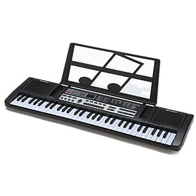 preiswerte Spielzeuginstrumente-Elektronisches Keyboard Musik Instrumente Musik Jungen Mädchen Kinder Spielzeuge Geschenk