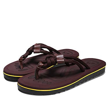 1c332c30c3d Men s Nylon Summer Comfort Slippers   Flip-Flops Black   Light Brown   Dark  Brown 6597483 2019 –  19.99
