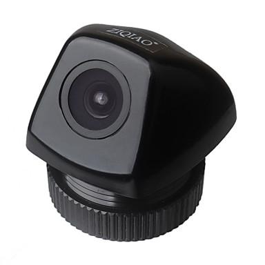 ZIQIAO 480TVL CCD Ενσύρματη 170 μοίρες Κάμερα Οπισθοπορείας Αδιάβροχη για Αυτοκίνητο