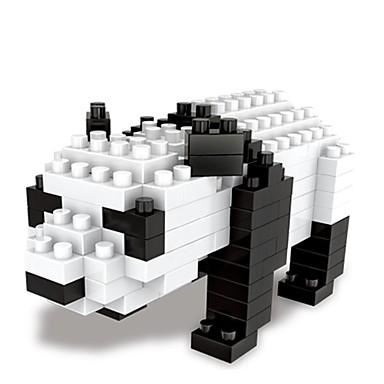 Τουβλάκια Κατασκευασμένα Παιχνίδια Εκπαιδευτικό παιχνίδι 1 pcs Δημιουργικό Πάντα Ζώο συμβατό Legoing Ζώα Κλασσικό & Διαχρονικό Αγορίστικα Κοριτσίστικα Παιχνίδια Δώρο