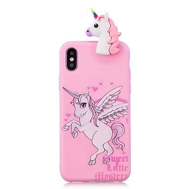 carcasa iphone x unicornio