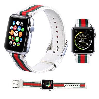 Klokkerem til Apple Watch Series 5/4/3/2/1 Apple Sportsrem Nylon Håndleddsrem