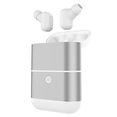 LITBest X2-TWS TWS True Wireless Hodetelefon Trådløs EARBUD Bluetooth 5.0 Mini